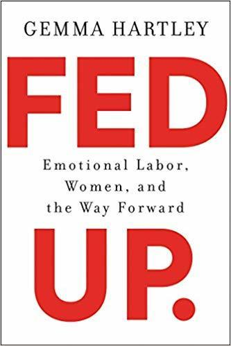 The cover of Fed Up: Emotional Labor, Women, and the Way Forward