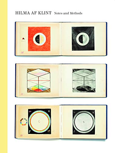 The cover of Hilmaaf Klint: Notes and Methods