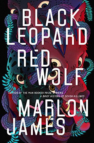 The cover of Black Leopard, Red Wolf (The Dark Star Trilogy)