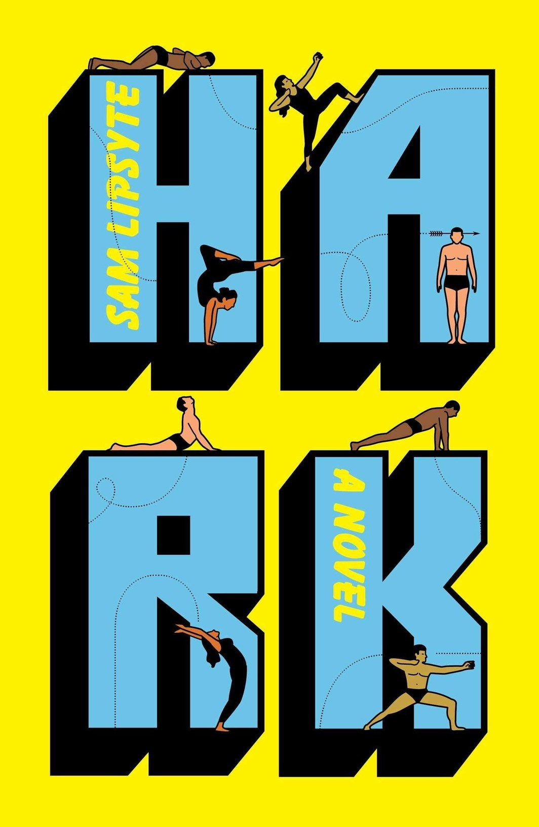 The cover of Hark