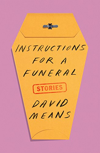 The cover of Instructions for a Funeral: Stories