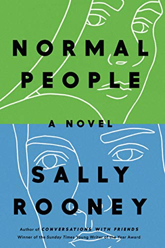 The cover of Normal People: A Novel