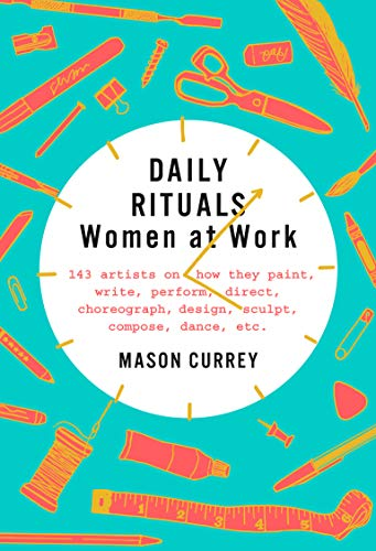 The cover of Daily Rituals: Women at Work