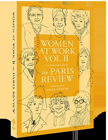 The cover of Women at Work, Volume II: Interviews from the Paris Review