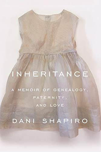 The cover of Inheritance: A Memoir of Genealogy, Paternity, and Love