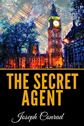 The cover of The Secret Agent