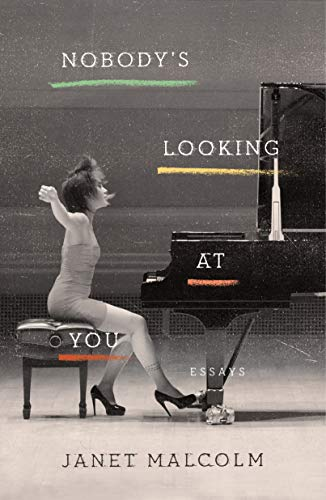 The cover of Nobody's Looking at You