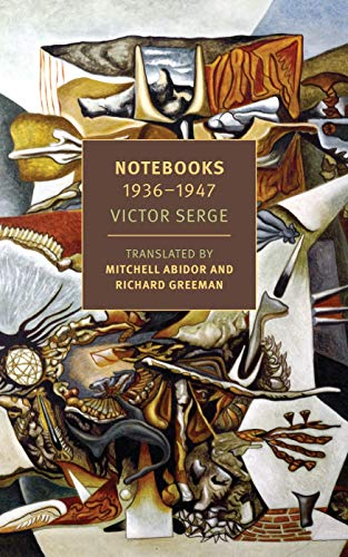 The cover of Notebooks: 1936-1947 (New York Review Books Classics)