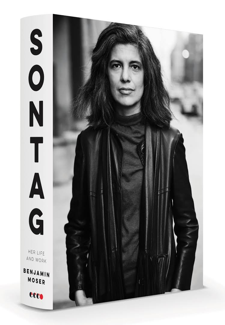 The cover of Sontag: Her Life and Work