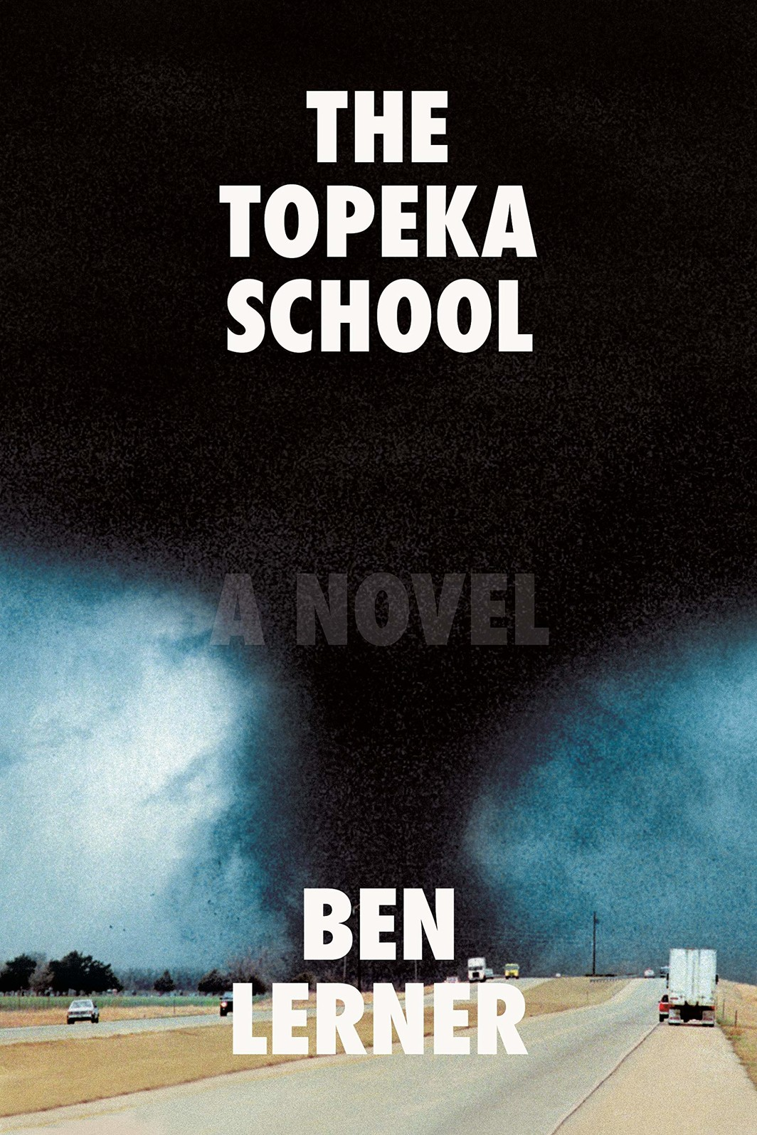 The cover of The Topeka School