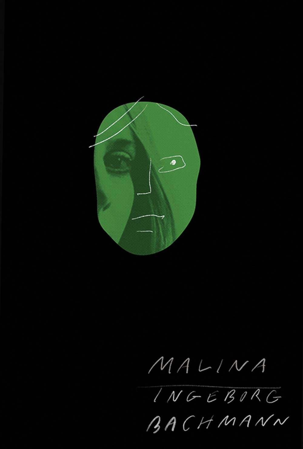 The cover of Malina