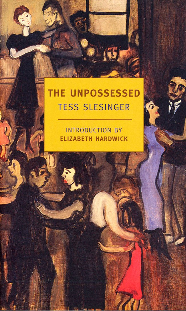 The cover of The Unpossessed: A Novel of the Thirties
