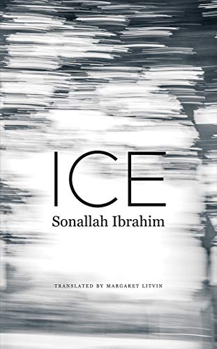 The cover of Ice