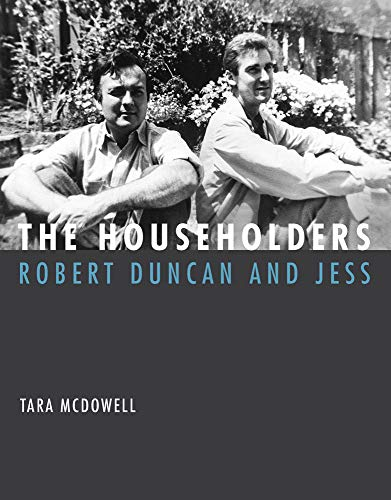 The cover of The Householders: Robert Duncan and Jess