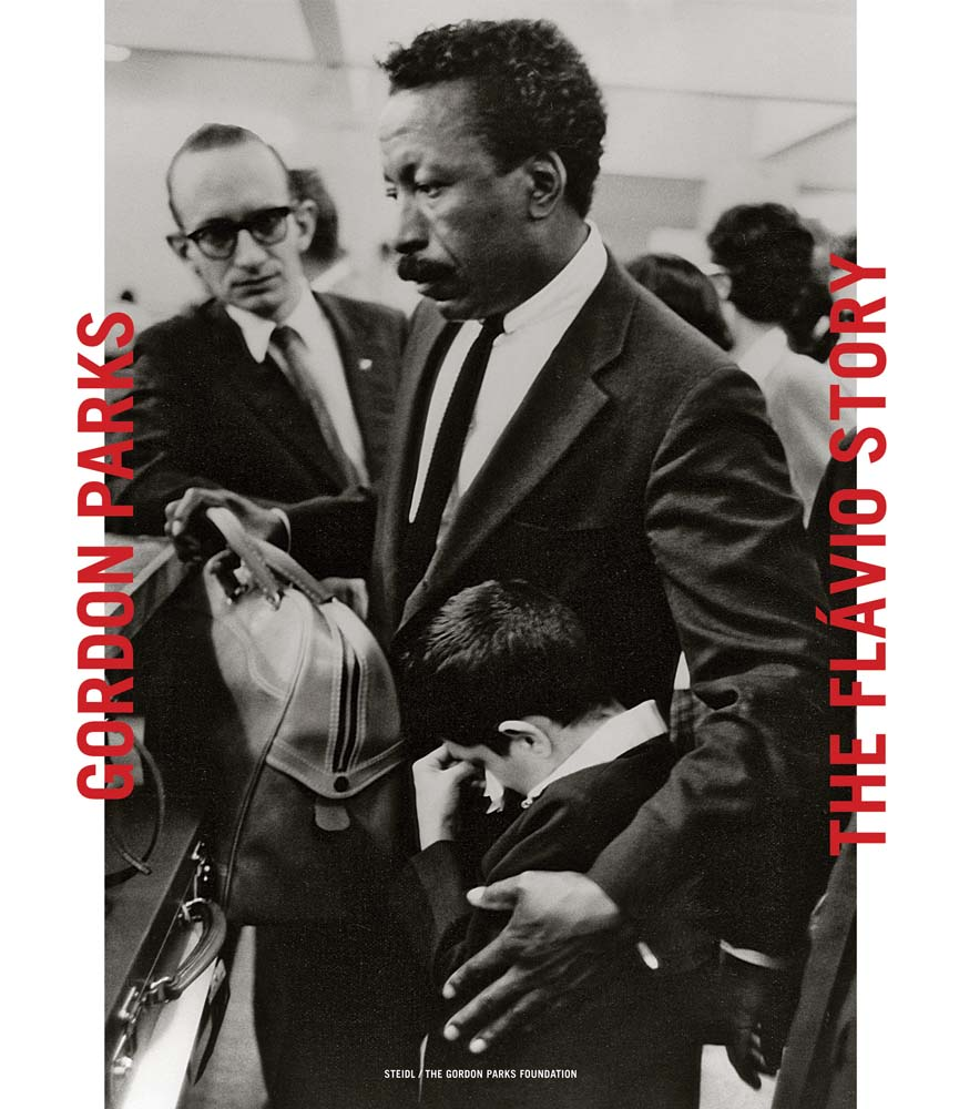 The cover of Gordon Parks: The FlÁvio Story