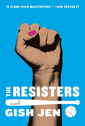 The cover of The Resisters