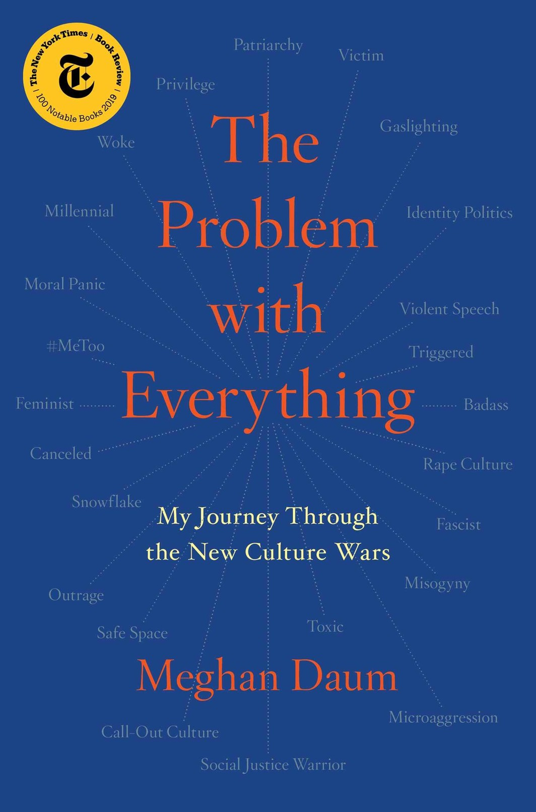 The cover of The Problem with Everything: My Journey Through the New Culture Wars