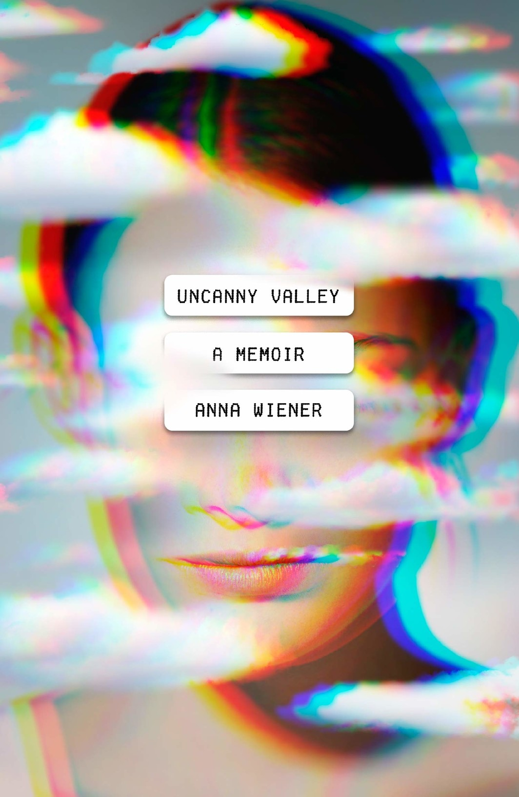 The cover of Uncanny Valley