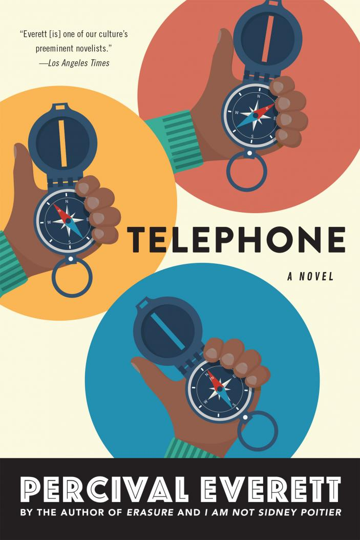 The cover of Telephone