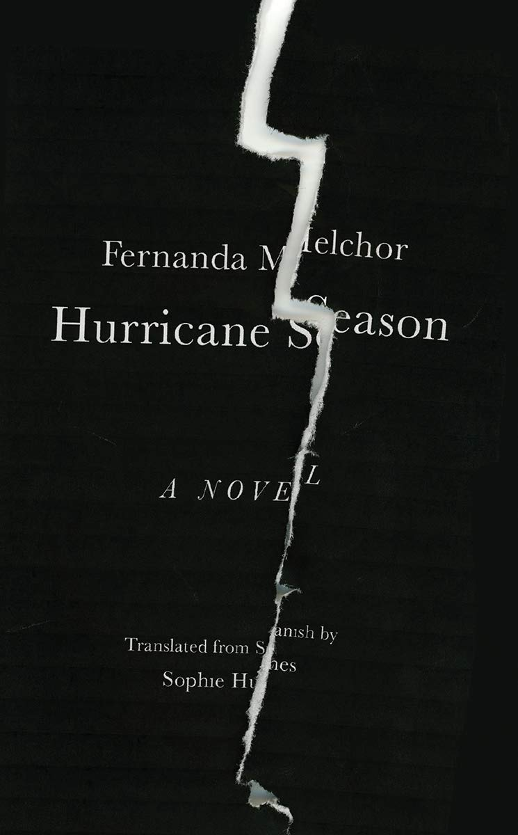 The cover of Hurricane Season