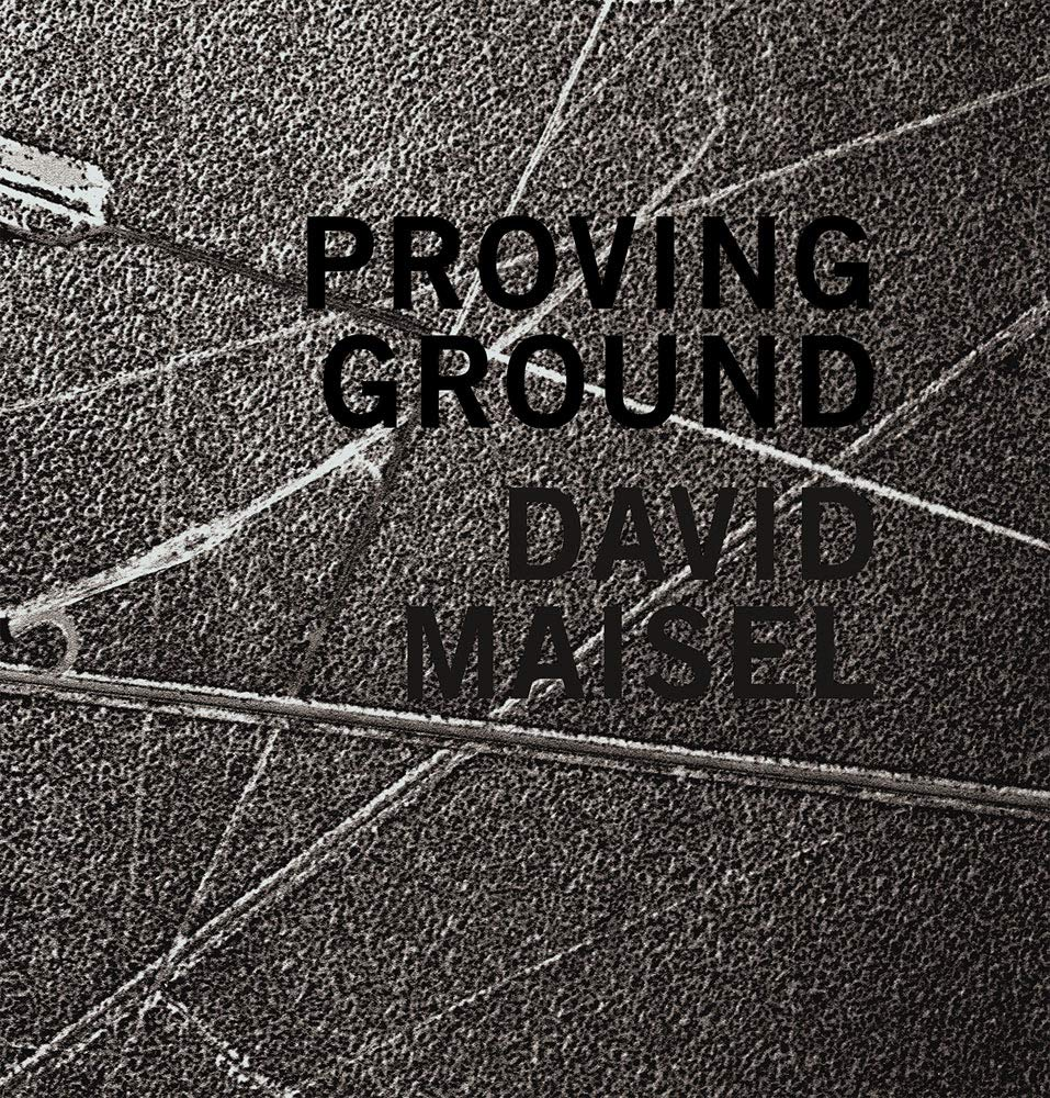 The cover of Proving Ground