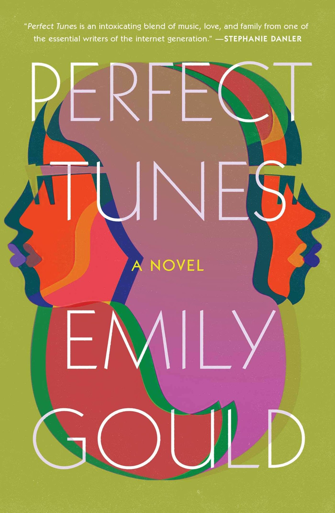 The cover of Perfect Tunes