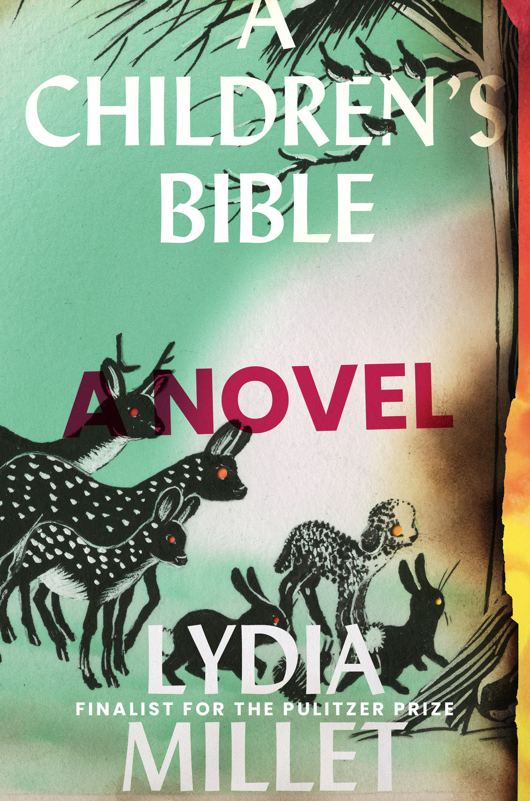 The cover of A Children's Bible