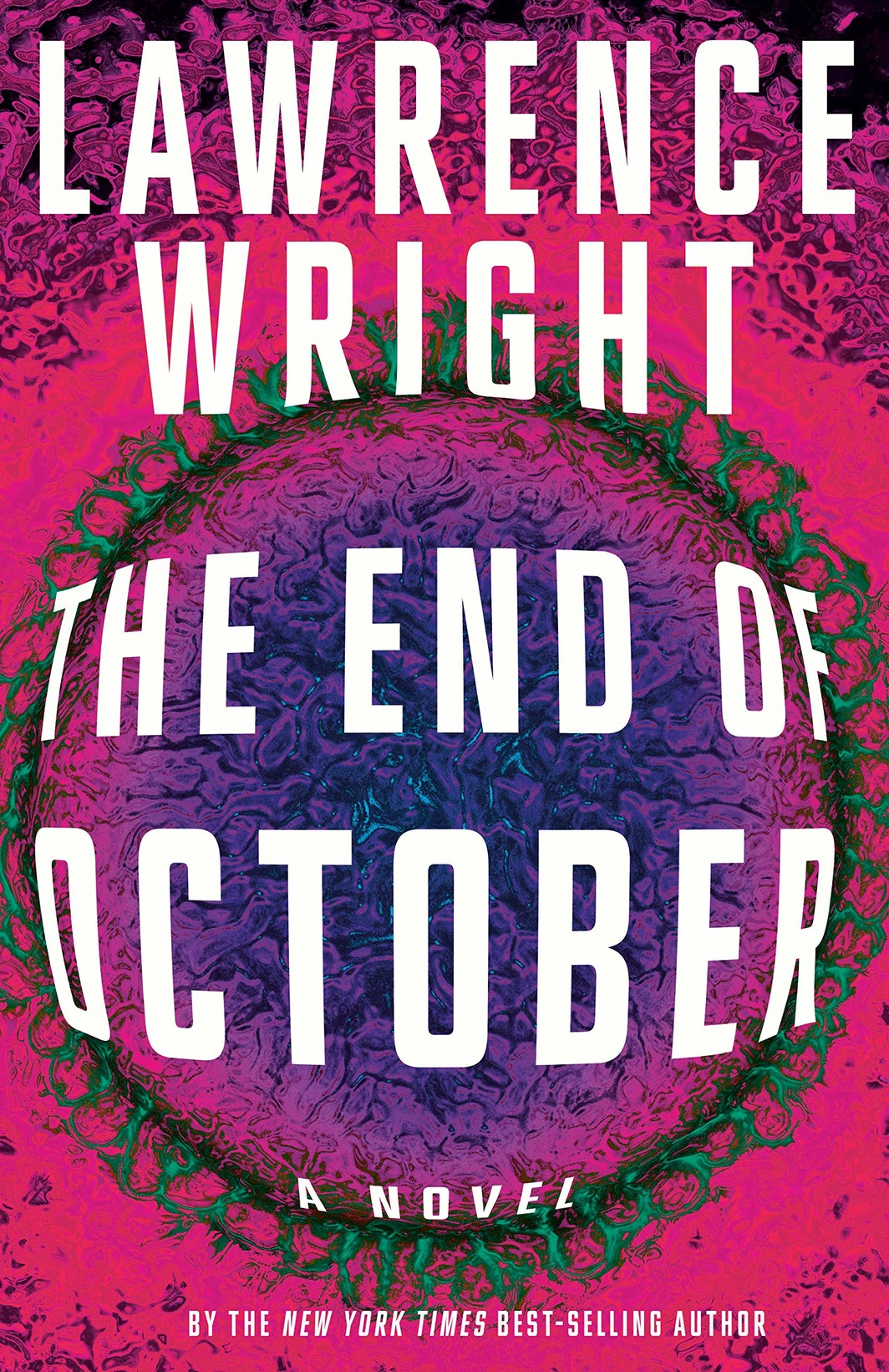 The cover of The End of October
