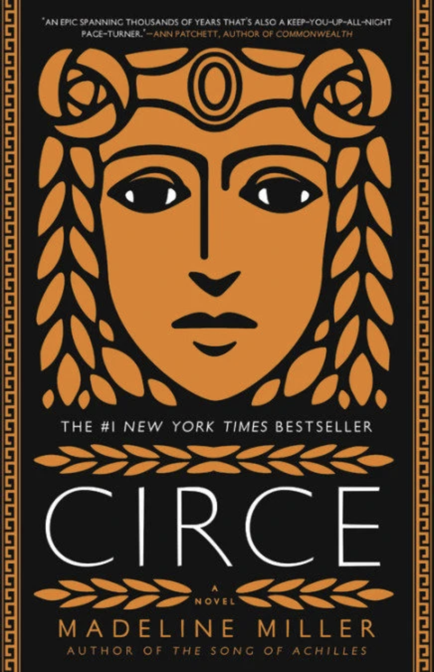 The cover of Circe