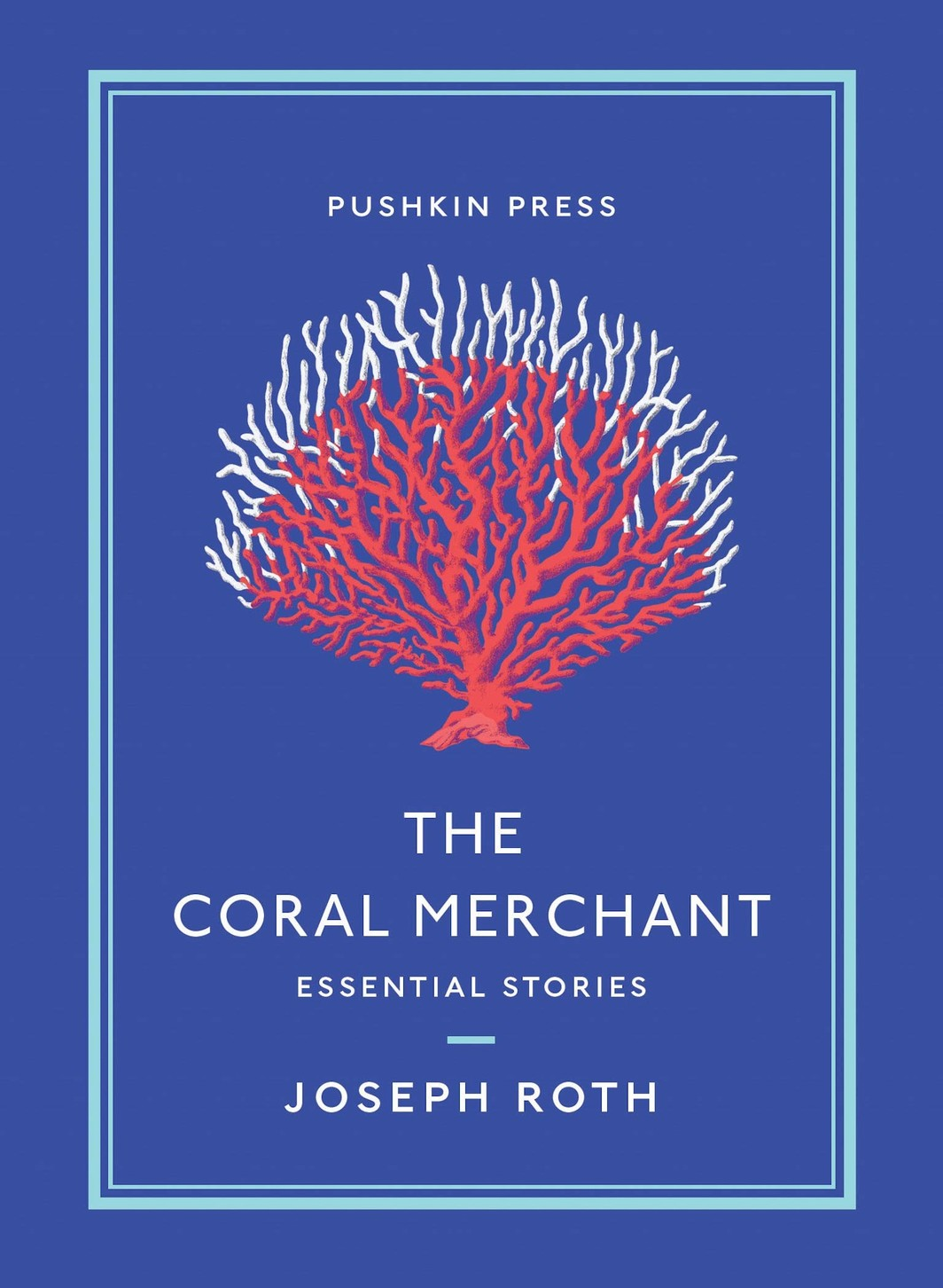 The cover of The Coral Merchant: Essential Stories
