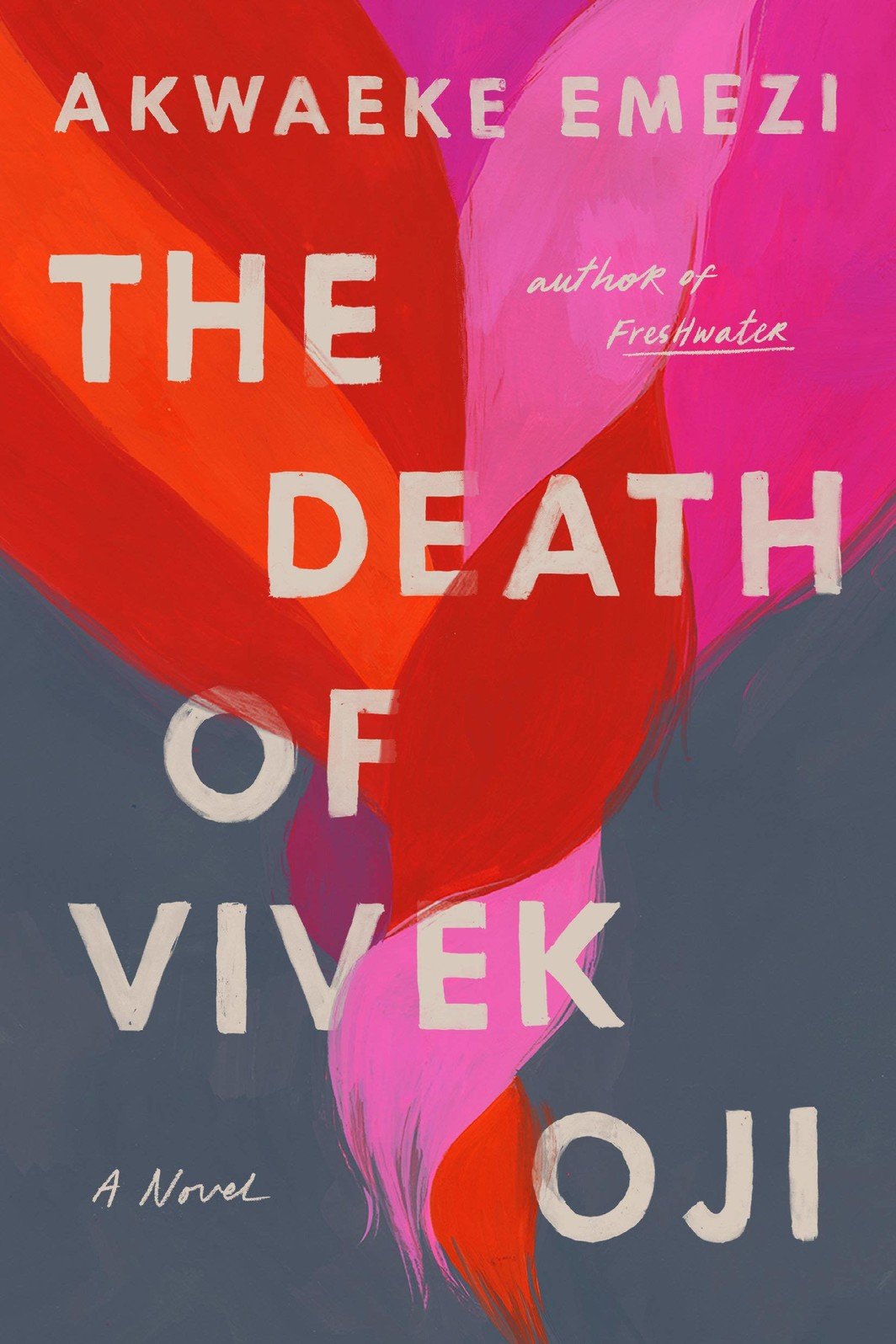 The cover of The Death of Vivek Oji