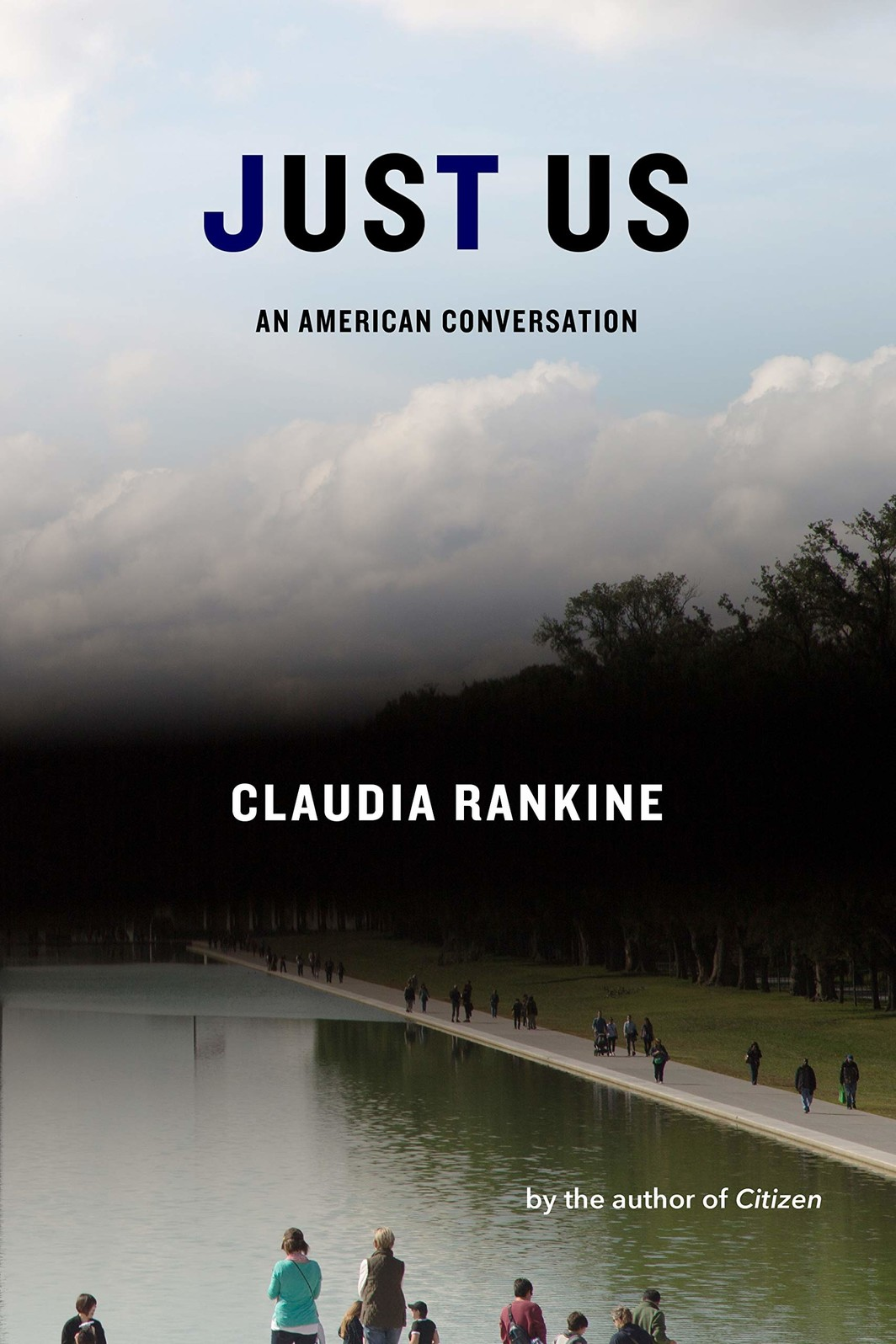 The cover of Just Us: An American Conversation