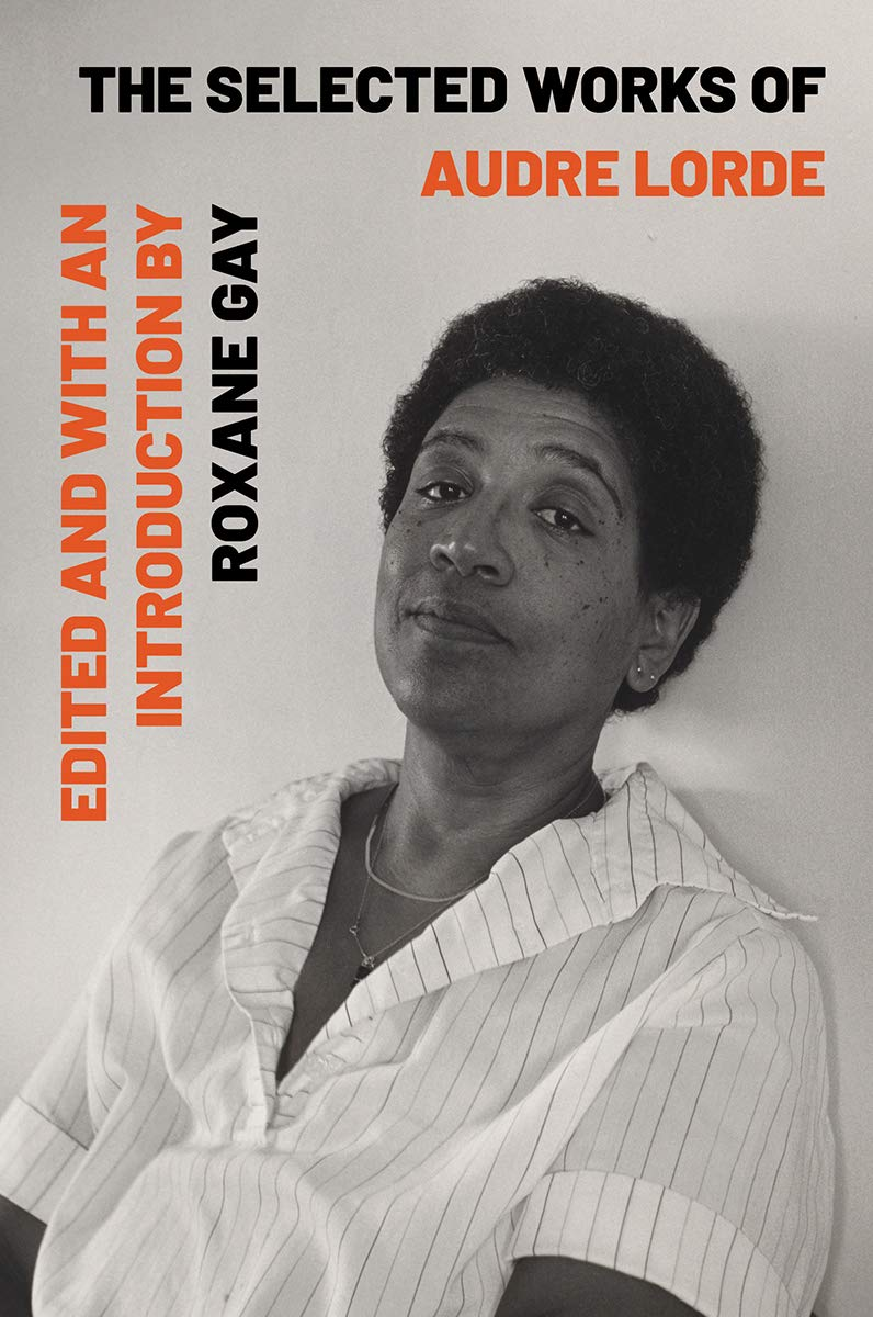 The cover of The Selected Works of Audre Lorde