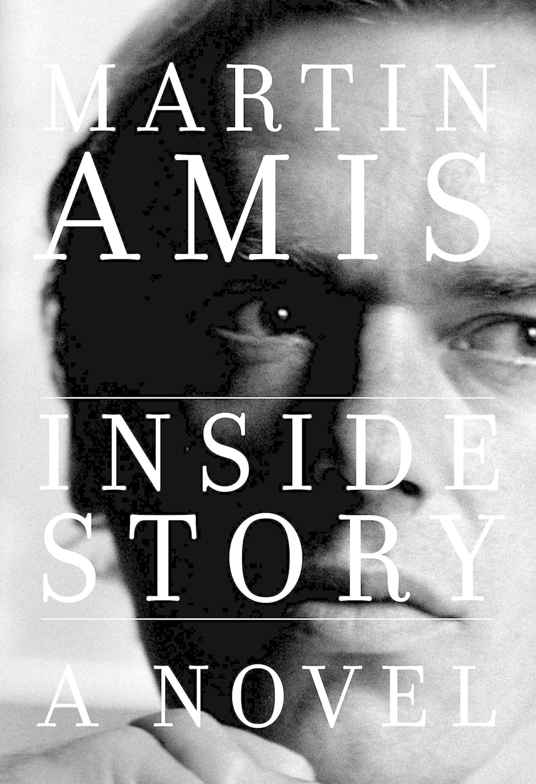 The cover of Inside Story