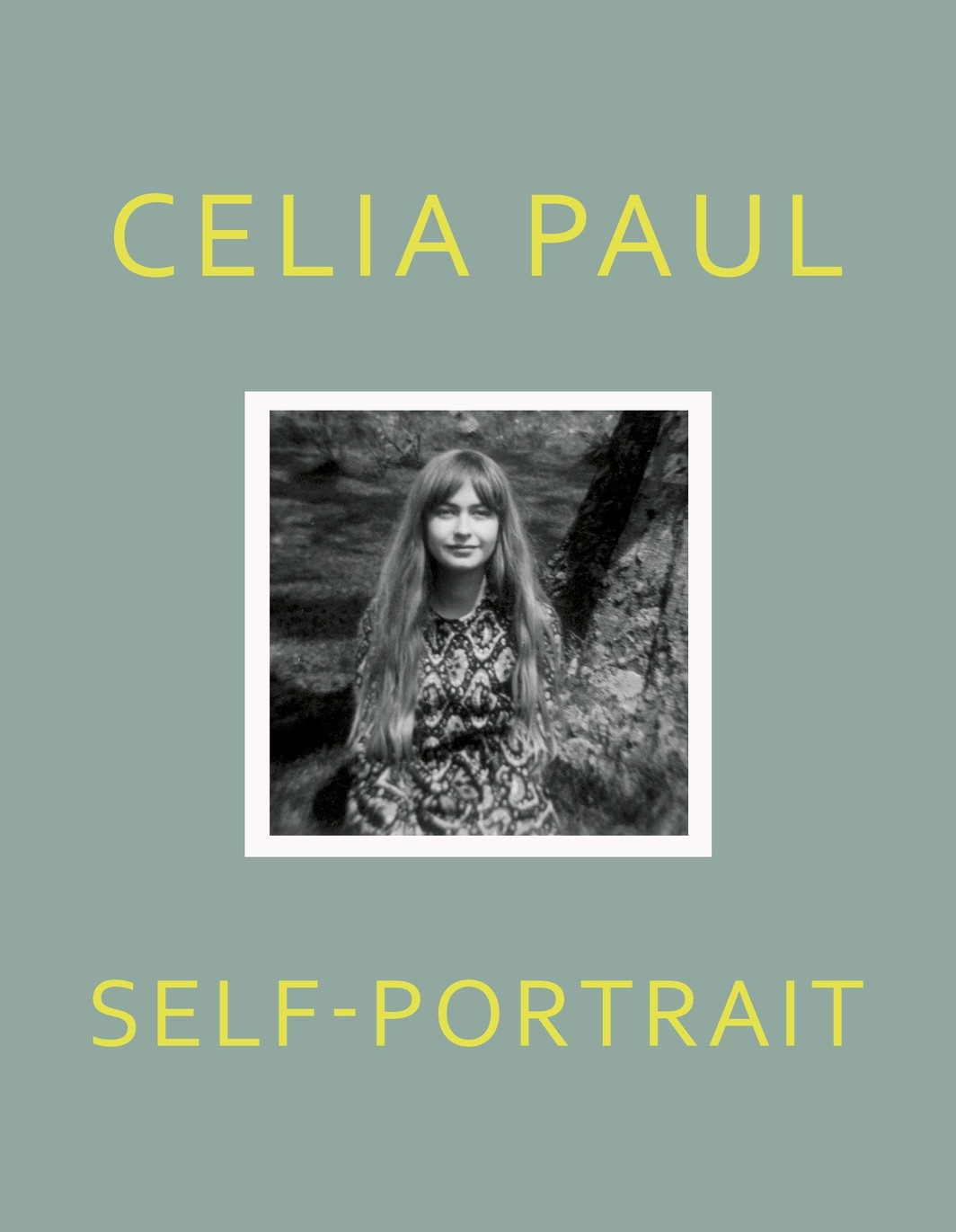 The cover of Self-Portrait