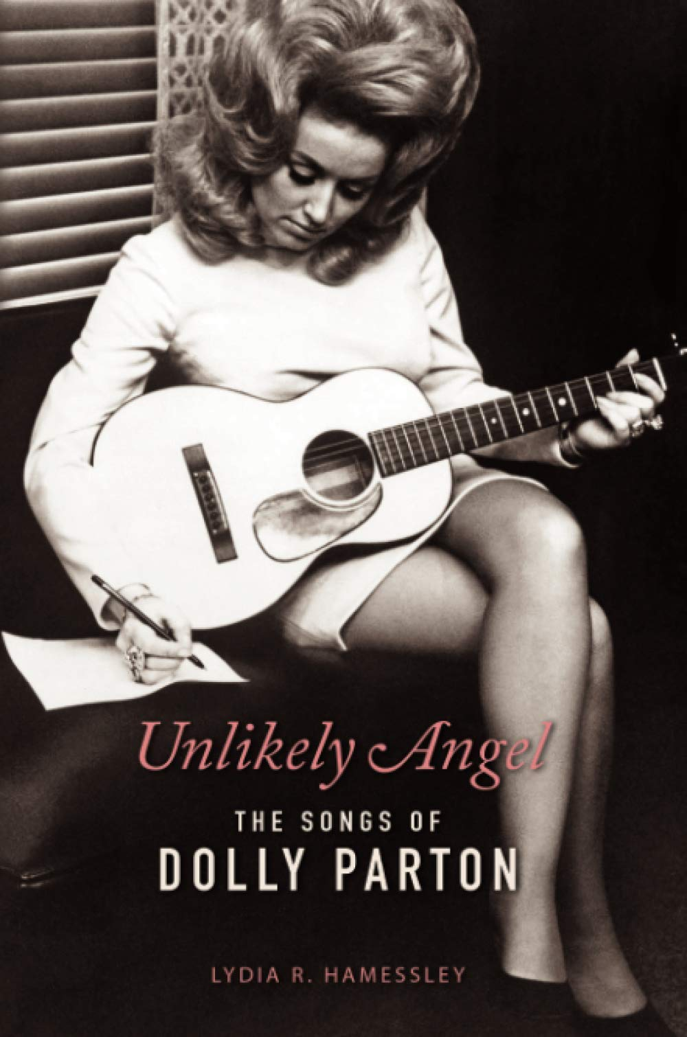The cover of Unlikely Angel: The Songs of Dolly Parton