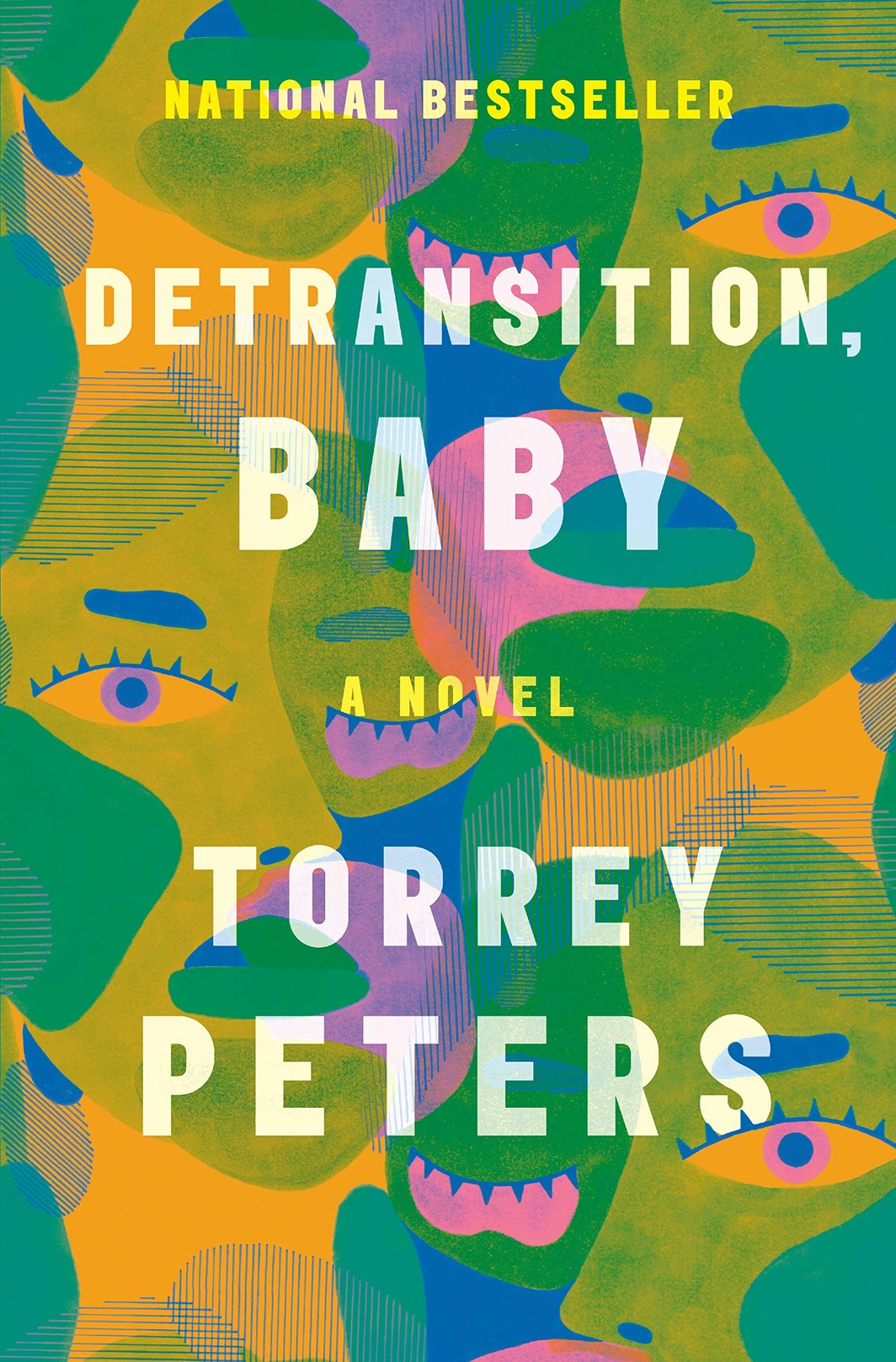 The cover of Detransition, Baby