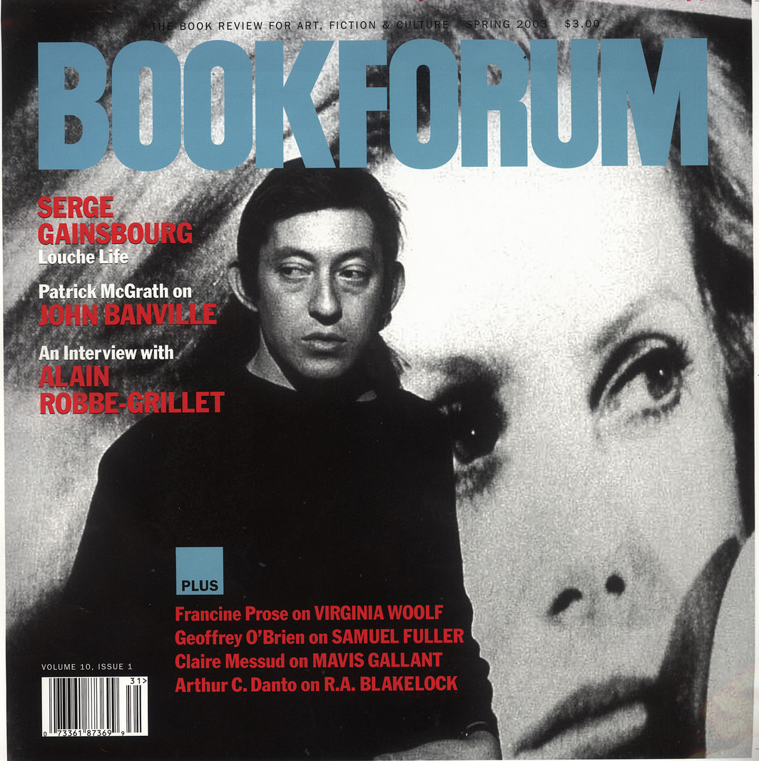 Cover of Spring 2003