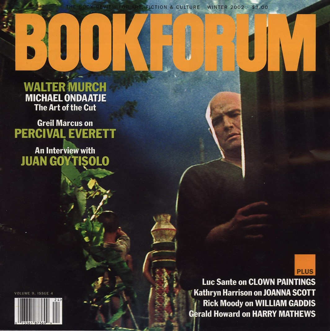 Cover of Winter 2002