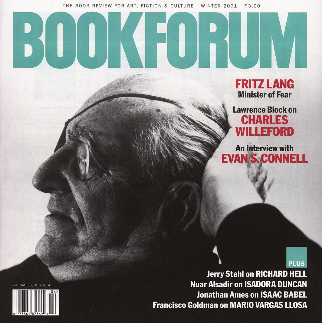 Cover of Winter 2001