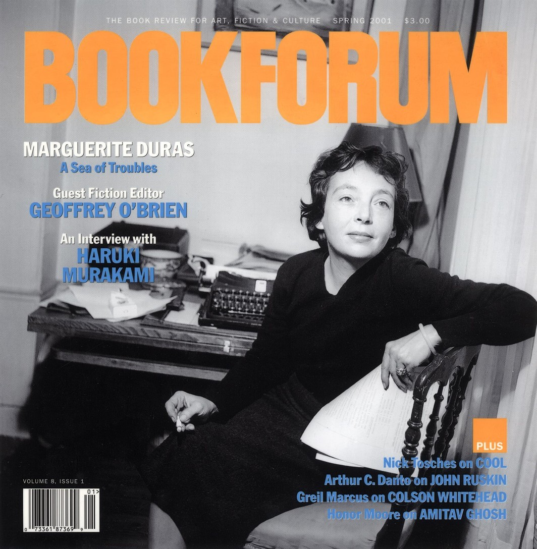 Cover of Spring 2001