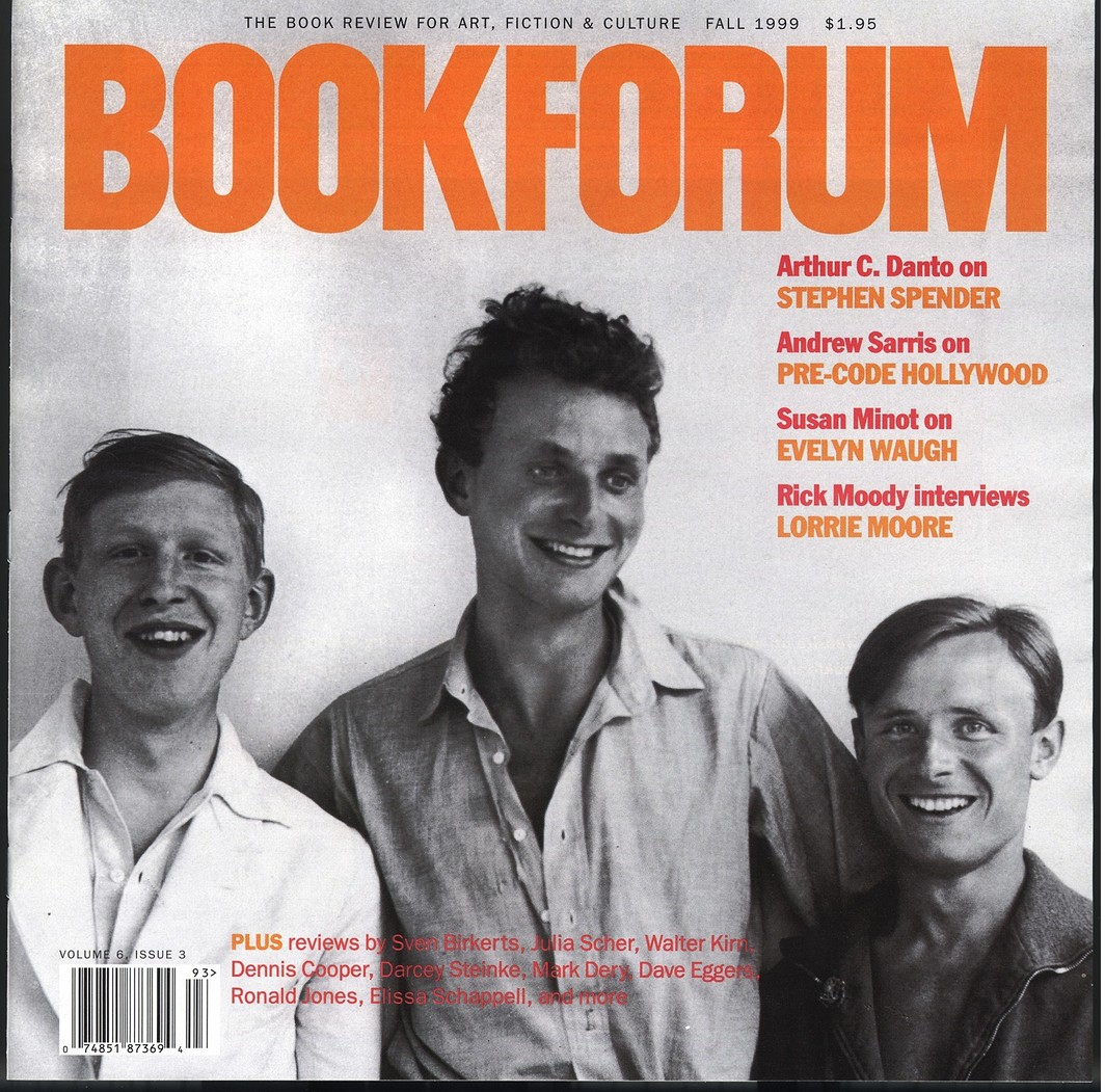 Cover of Fall 1999