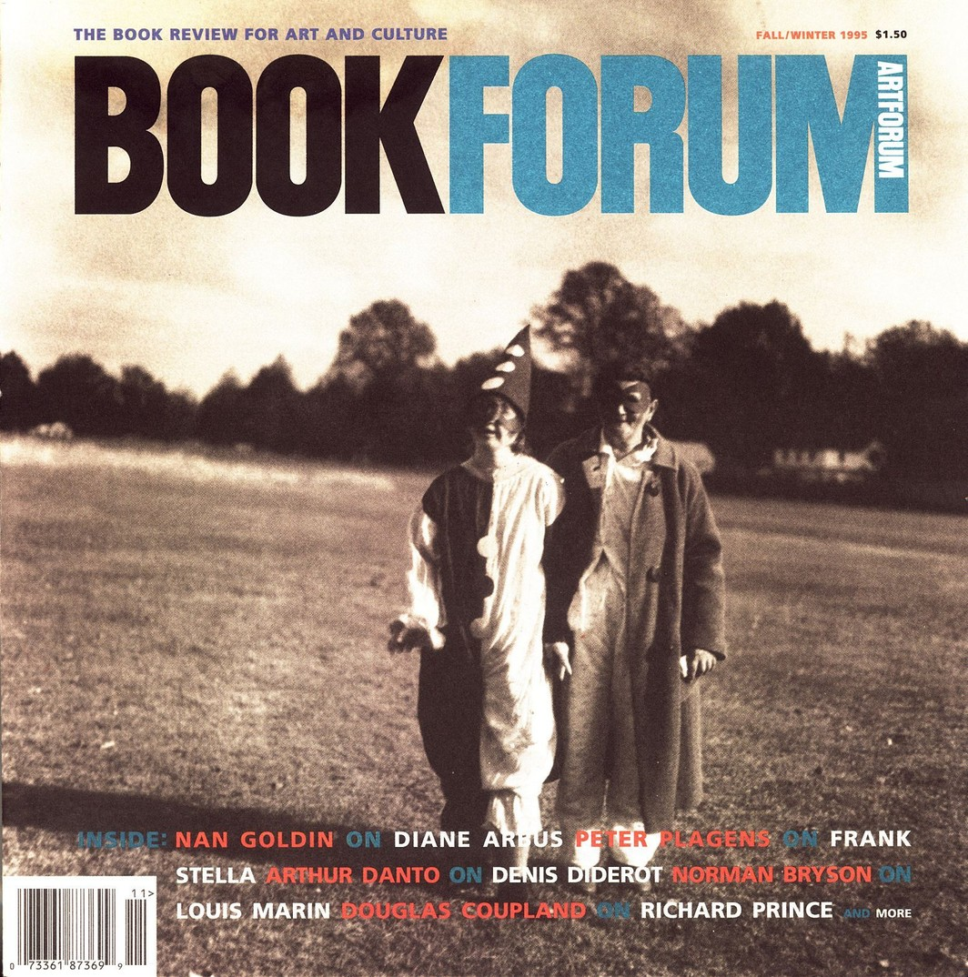 Cover of Fall/Winter 1995
