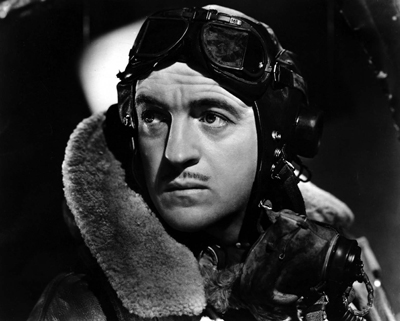 David Niven as Peter Carter in A Matter of Life and Death, directed by Michael Powell and Emeric Pressburger, 1946.