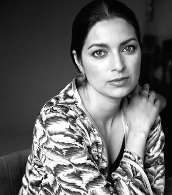 Jhumpa Lahiri, New York, 2007.