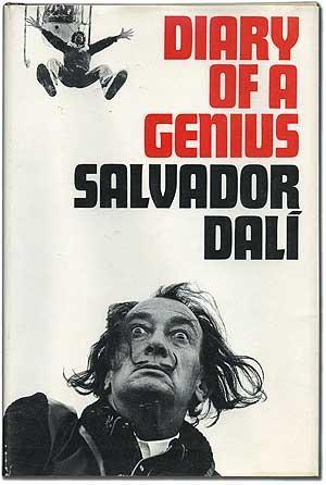 Cover of Dalí's Diary of a Genius