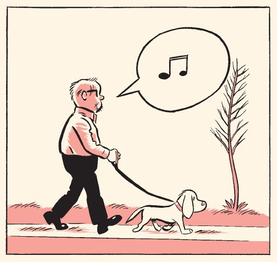 From Wilson by Daniel Clowes