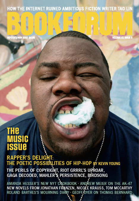 Cover: Biz Markie, from Mike Schreiber's True Hip-Hop (Mark Batty, 2010)