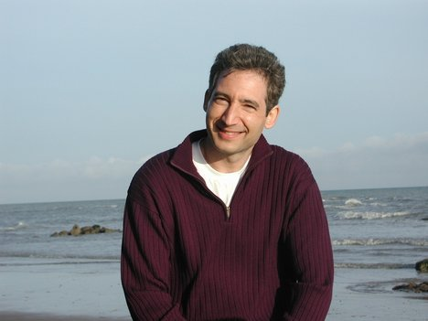Brian Greene, photo by Andrea Cross