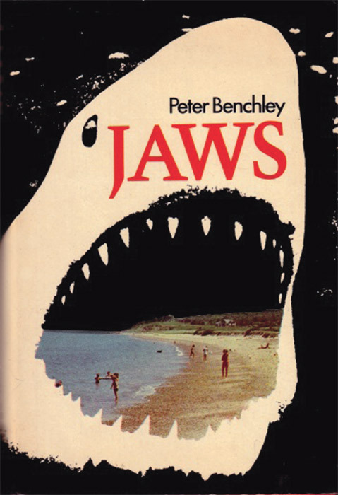 Image result for jaws peter benchley